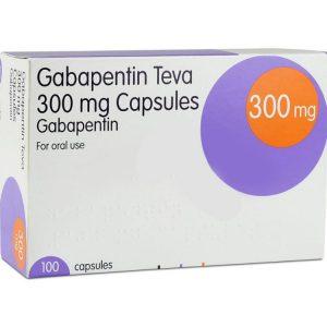 Buy Gabapentin 300mg Online